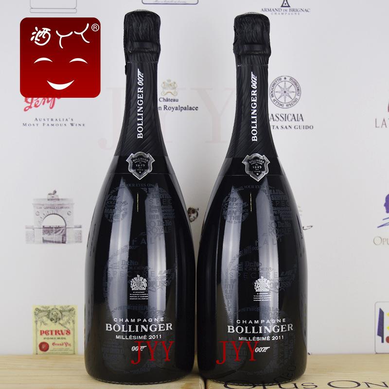 法國堡林爵香檳champagne BOLLINGER MILLESIME