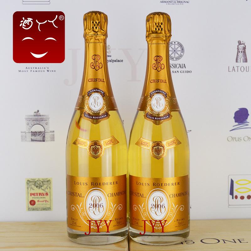 法國2006路易王妃水晶香檳 Louis Roederer Cristal